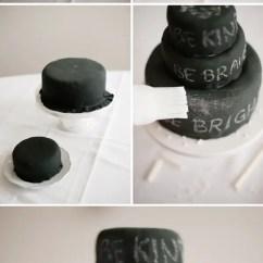 Chalkboard In Kitchen Cabinet Manufacturers Birthday Cake & Candy Chalk • A Subtle Revelry