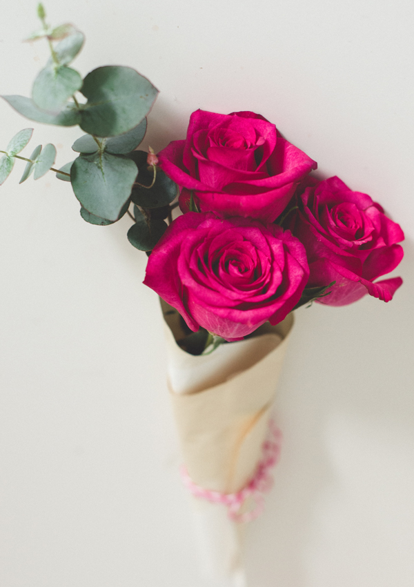 Miniature May Day Rose Bouquets A Subtle Revelry