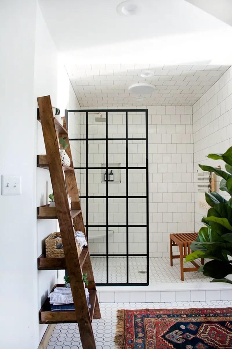Vintage Modern Bathroom Ideas