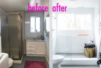 Our Basement Bathroom Renovation With Before & After ...