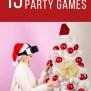 15 Festive Christmas Party Games A Subtle Revelry