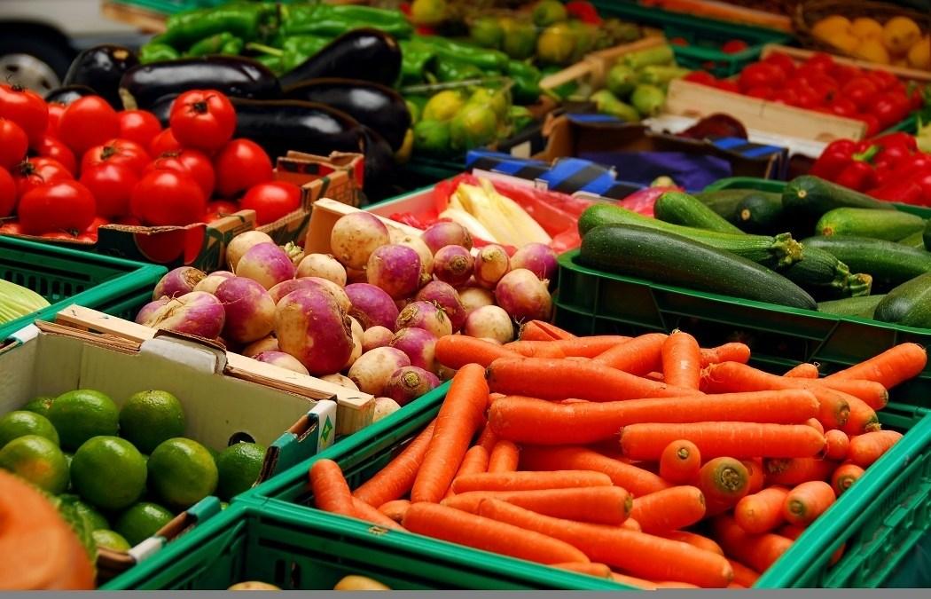 La eficiencia logística y red de tiendas garantizan suministro de alimentos