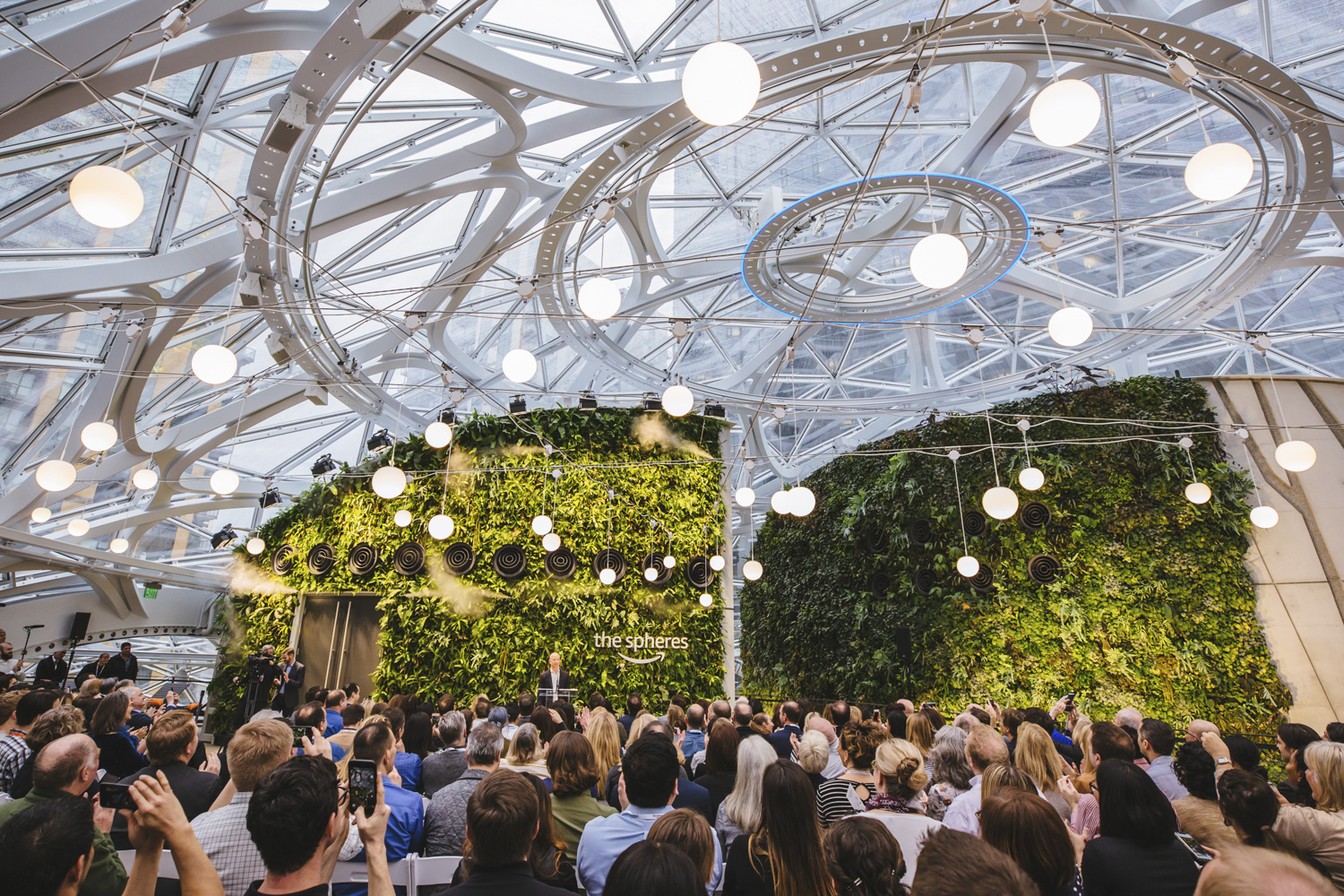 Tour of Amazon Spheres and Happy Hour  ASU Events