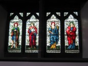 King David, King Solomon, Hezekiah and Josiah by Morris and Co