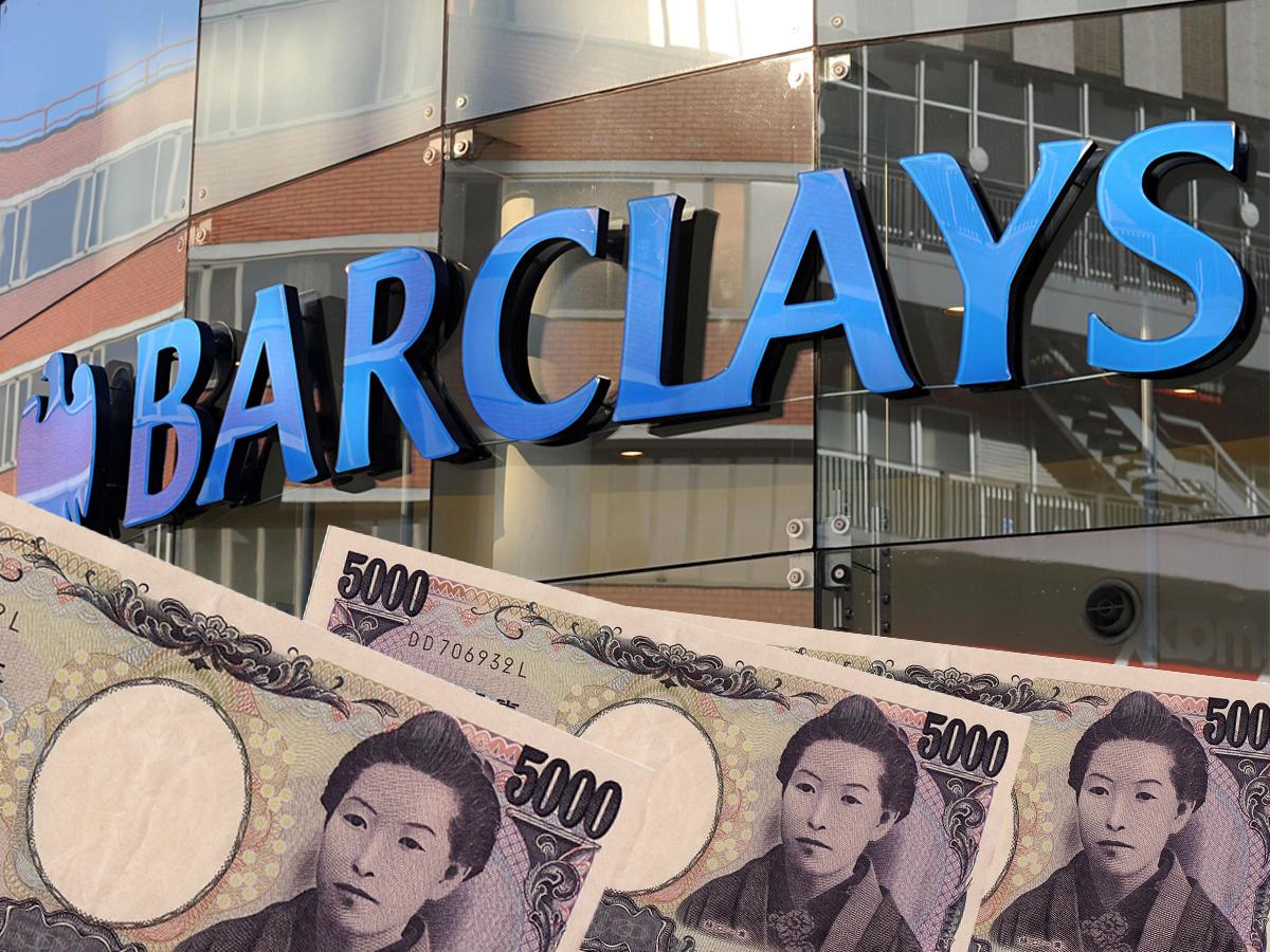 Barclays, Hipoteca Multidivisa, Yenes