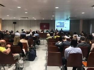 VI Conferencia Europea Sobre Hipotecas en Divisas en Barcelona. Foto público