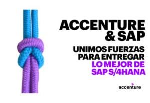 #AccentureSAP, una alianza que transforma negocios en empresas inteligentes.