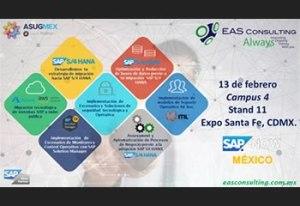 EAS Consulting en SAP Now