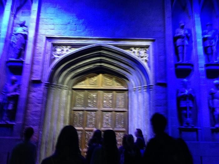 Hogwarts Doors