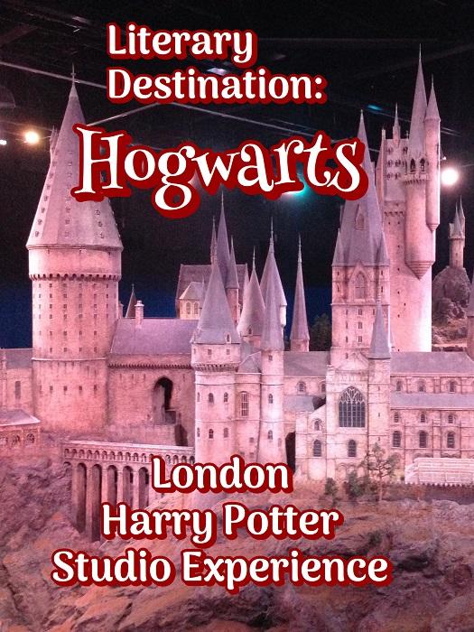 Harry Potter London Studio Experience