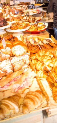 Balthazar Bakery pastries *Photo credit to Dad*