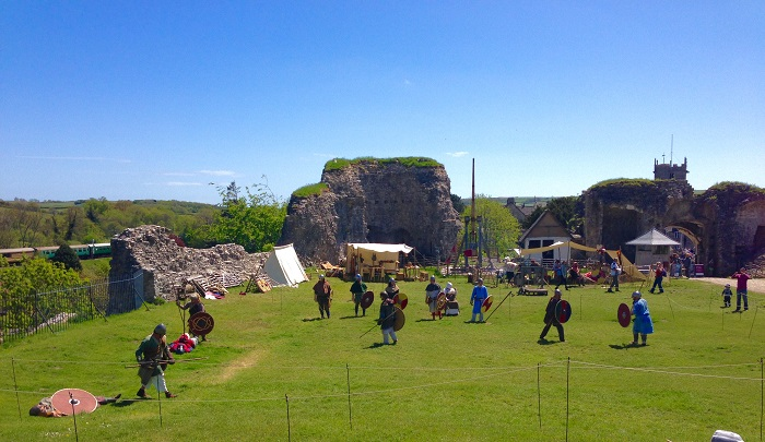Corfe Battle Demo