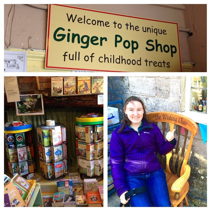 Ginger Pop Shop