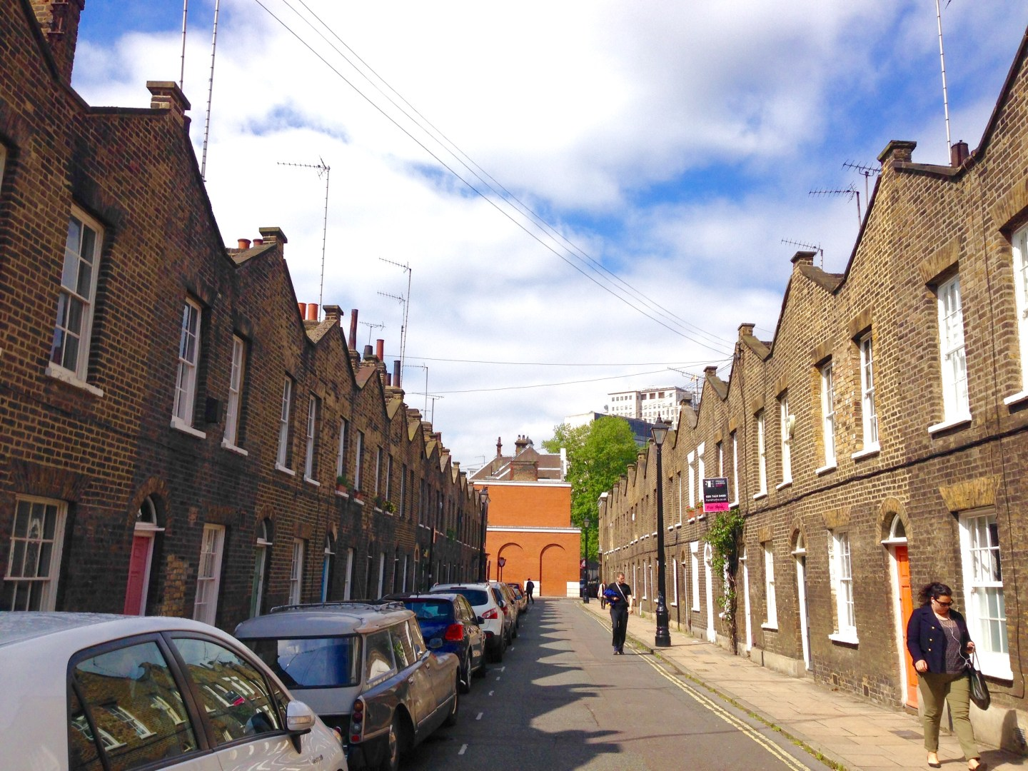Airbnb: Welcome to Roupell Street, London!