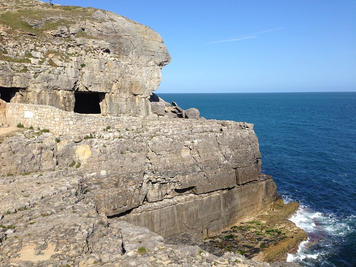 Tilly Whim Caves, Dorset Coast