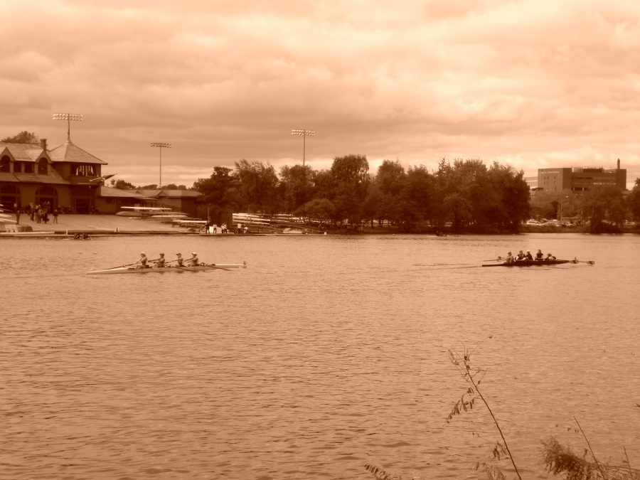 Cambridge: Head of the Charles Regatta
