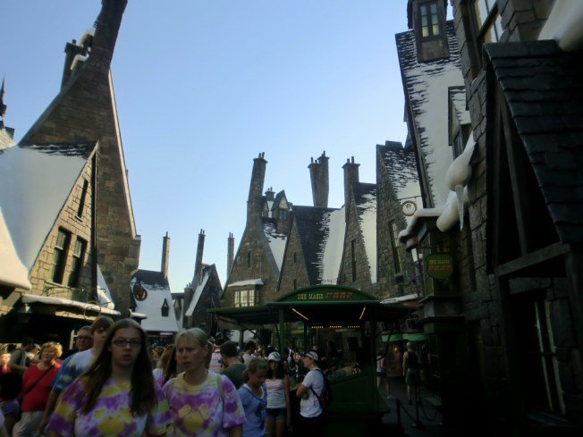 Hogsmeade, Wizarding World of Harry Potter, Orlando, Florida