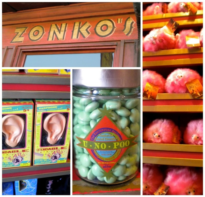 Zonko's Joke Shop