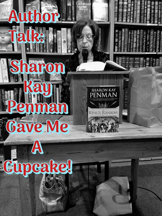 Sharon Kay Penman Author Talk