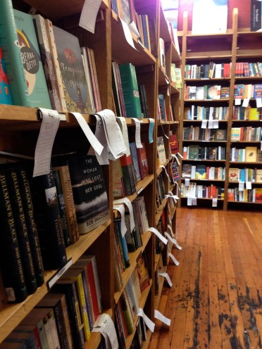 Elliott Bay Book Company book reviews