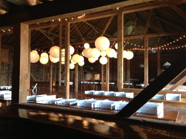 Manor View Inn Wedding Venue Barn Two Interior