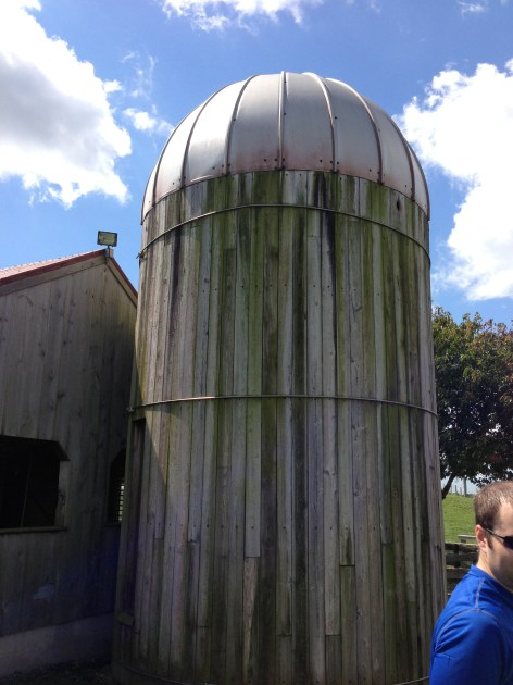 Animal Kingdom Silo - anyone recognize it from a film?