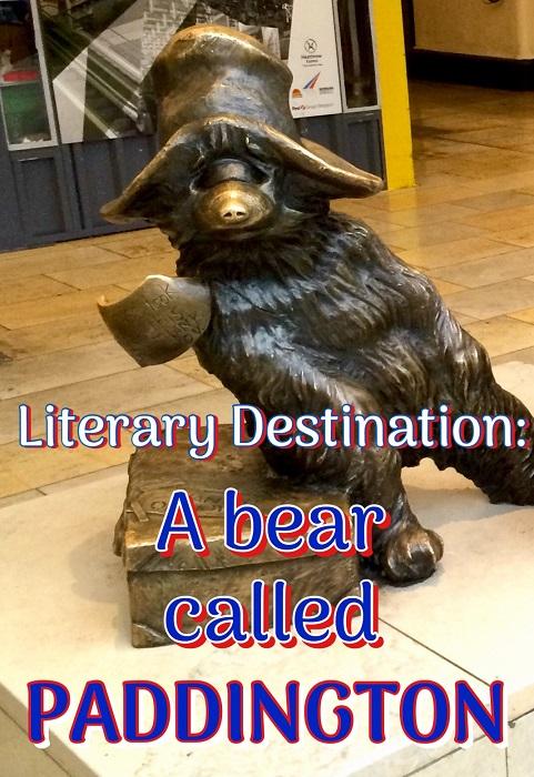 Literary Destination: A Bear Called Paddington