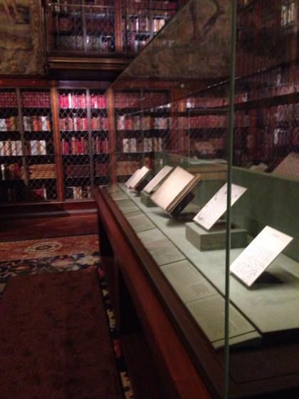 Morgan Library, NYC