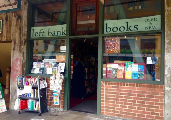 Left Bank Books, Seattle