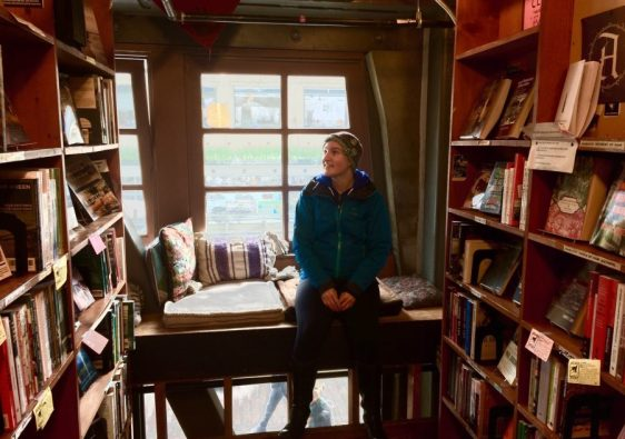 Independent Bookstore, Left Bank Books, Seattle, Washington
