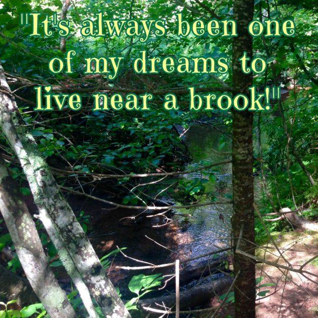 Green Gables Brook