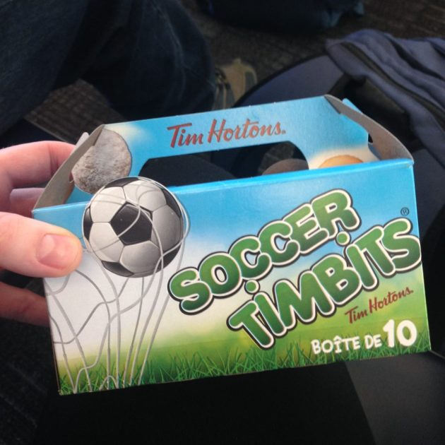 Good Eats Timbits