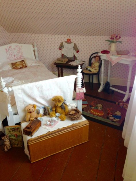 Lucy Maud Montgomery Childhood Room