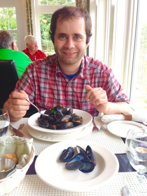 Good Eats Mussels
