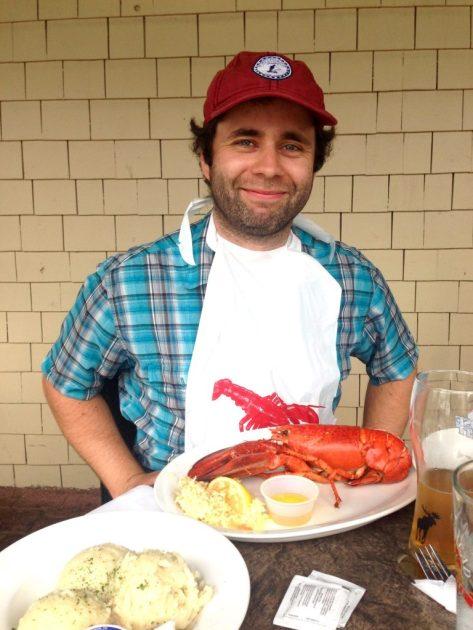 Good Eats Lobster