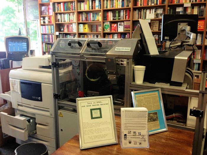 Opus Self-Publish Machine