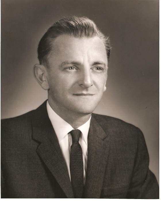 My grandfather as a young man