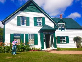 Green Gables Heritage Place, Prince Edward Island, Canada.