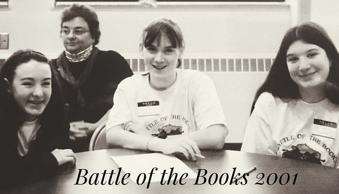 Battle of the Books 2001