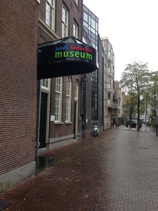 Amsterdam's Jewish History Museum