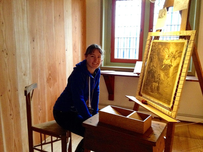 Rembrandt's Apprentice Studio