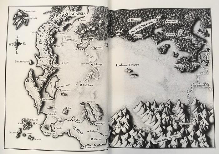 Eragon Map