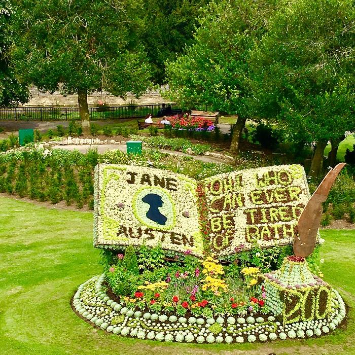 Austen in Plants