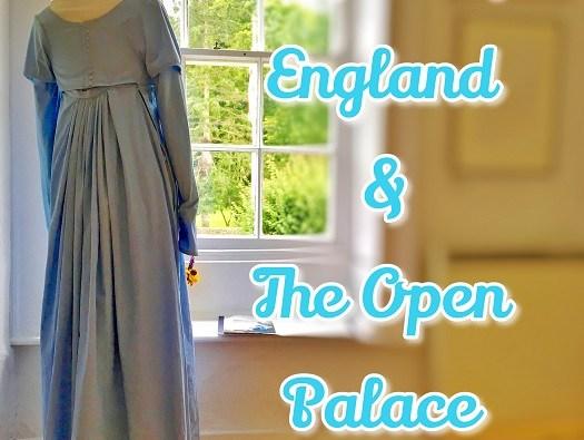 Austen's England & The Open Palace Programme