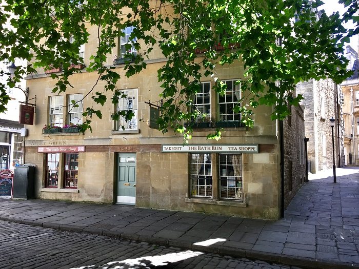 Bath's Oldest Buildings