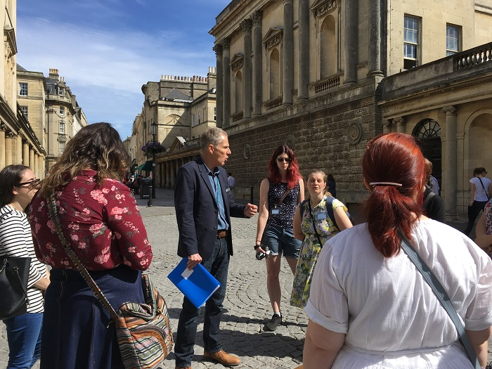 Bath Free Walking Tour