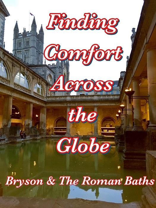 Roman Baths Title