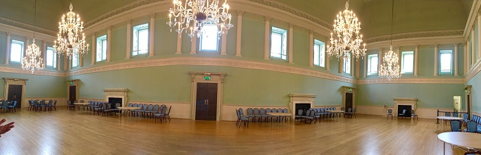 Bath Assembly Room Panoramic