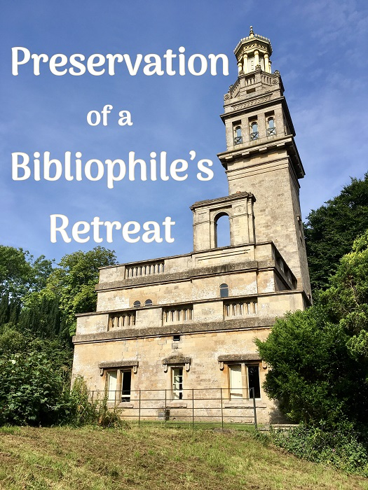 Preservation of a Bibliophile's Retreat