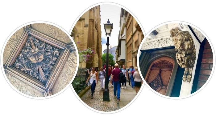 Literary Oxford: Narnia Inspiration